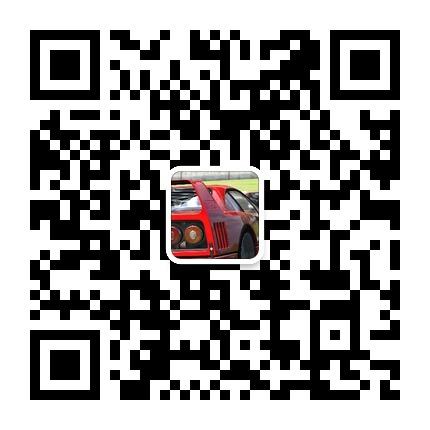 至强汽车情报站@微信公共账户QR码
